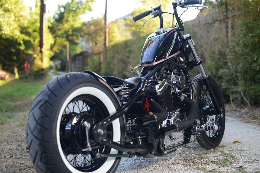 Motorcycle customizer rides high - HoustonChronicle.com