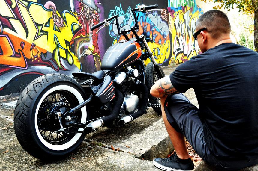 Honda Houston Harleys, Choppers, Cruisers Thread - Page 4 - Bodybuilding ...