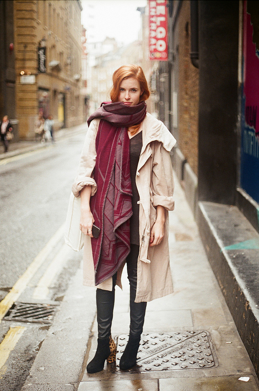 Glamour Street Style The Photography Of Victoria Hannan